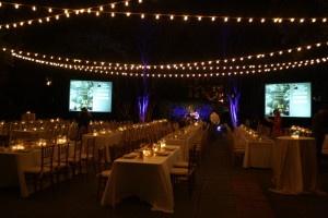 AV Connections, Inc.event lighting gala banquet Charleston