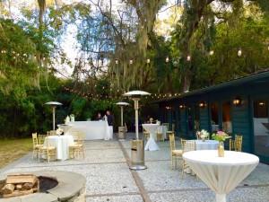 lighting rentals for magnolia plantation