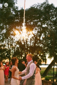 Chandelier rentals by AV Connections Charleston SC