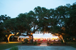 Charleston wedding lighting vendor AV Connections