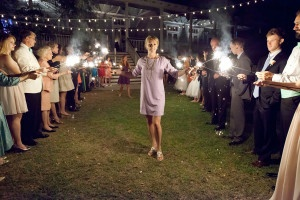 Charleston wedding uplighting by AV Connections