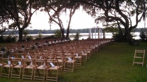 Wedding lighting rentals Charleston SC by AV Connections