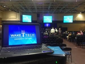 SC event technology AV rental