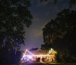 Charleston SC Event Lighting