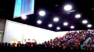 SC conference AV rentals