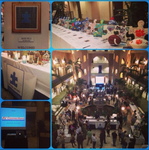Charleston audiovisual for autism speaks