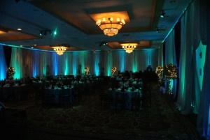 Charleston Company Holiday Party AV by AV Connections