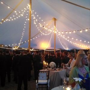 Charleston Bluffton Hilton Head South Carolina Wedding event lighting AV Connections
