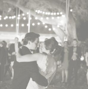 Charleston wedding lighting by AV Connections