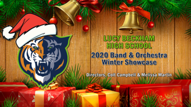 Beckham HS Winter Showcase