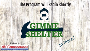 Operation Home Gimme Shelter Video 2020