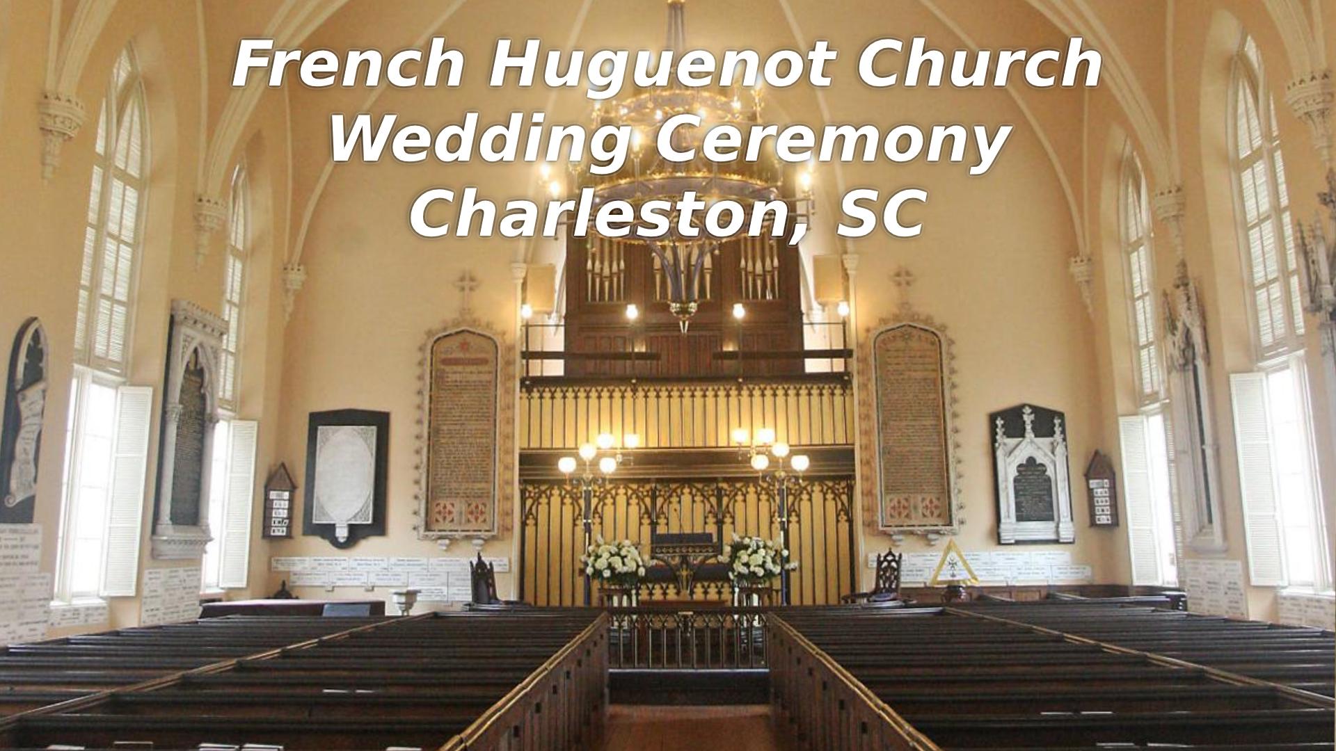 French Huguenot Church